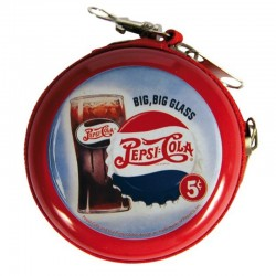 Sac de courses pliable Pepsi-Cola rouge