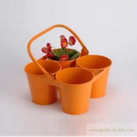 Multi cache-pots