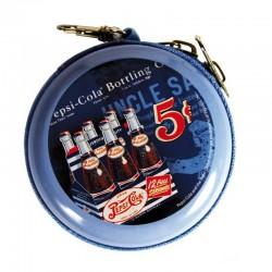 Sac de courses pliable Pepsi-Cola bleu