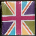 "Serviettes papier UK ""Special Colors"""