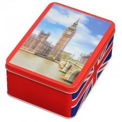 Boite métal UK Big Ben 3D