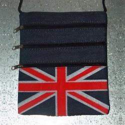 Fourre-Tout Union Jack en jean
