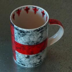 Mug Drapeaux Croix de Saint-Georges