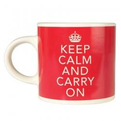 Mug Rouge Large Keep Calm