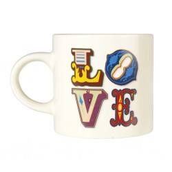 Mug rétro LOVE