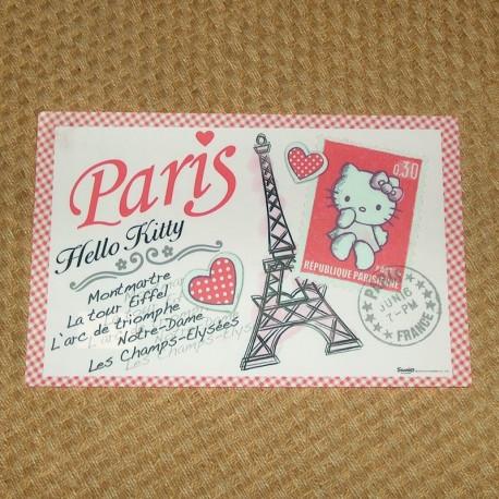 Set de table Kitty à Paris