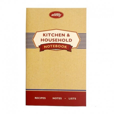 Cahier vintage Kitchen & Household