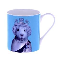 Mug Pets Rock Queen Elizabeth II