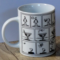 Mug Snoopy Turbulences