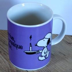 Mug Snoopy Presque prêt