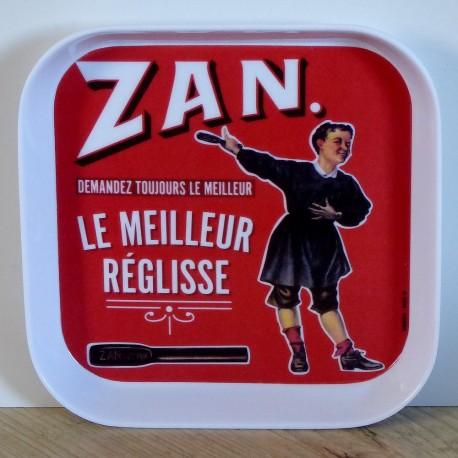 Plateau ou vide-poche Zan Meilleur Réglisse
