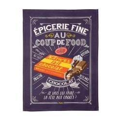 Torchon Epicerie Au Coup de Food