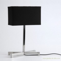 Lampe Cross Chrome
