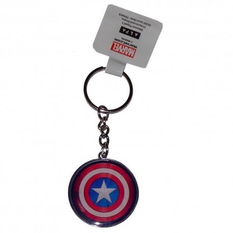 Porte-clés Captain America Marvel