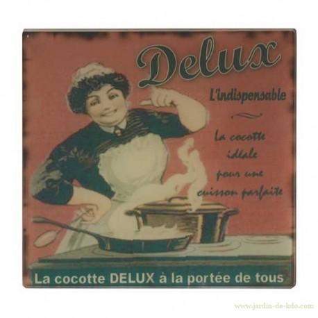 """Dessous de plat """"Delux"""""""
