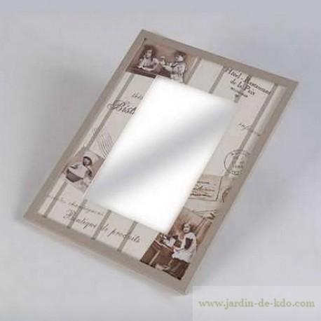 Miroir Bistrot Douceur Amadeus