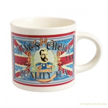 Mug à thé King UK Rexinter
