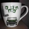 "Mug ""Car in London"""