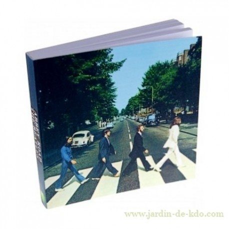 Carnet Abbey Road Beatles