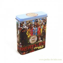 Boite cigarette Beatles Sergent Pepper's