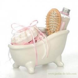 Coffret cadeau bain