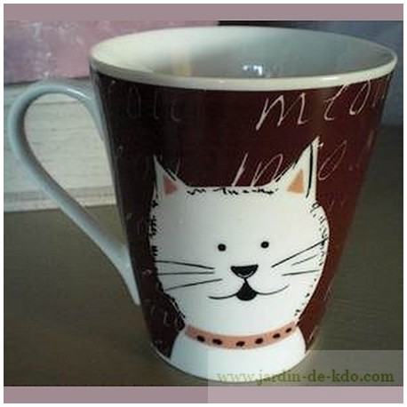 Mug Miaou Chat Just Mugs