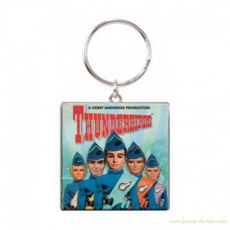 Porte-clés Thunderbirds série animée rétro