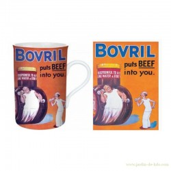 """Mug """"Bovril"""" Publicité Rétro"""