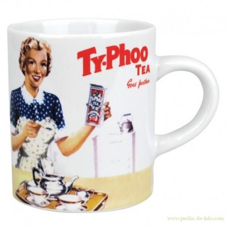 Mug Ty-Phoo Tea Goes Further