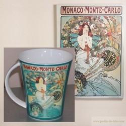 Mug Monaco Rétro
