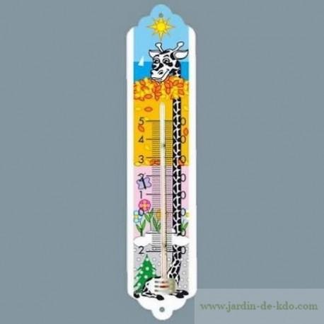 Thermomètre Stil Météo Girafe