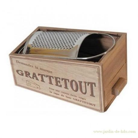 Râpe Gratte-Tout Luxe Antic Line
