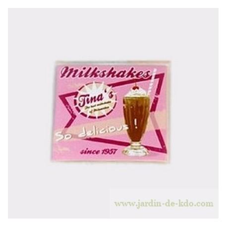Magnet Milkshakes So Delicious 1957 Tina