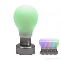 Lampe Ampoule Led Changement Couleurs