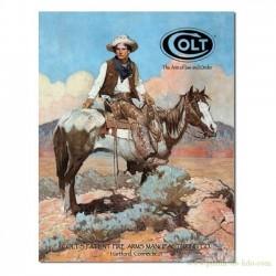 Plaque Colt