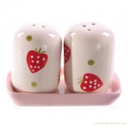 Duo sel et poivre fraises rouges import anglais