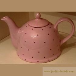 """Théière """"Pink and Purple"""""""