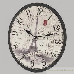 Pendule vieux Paris rétro d'antan