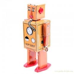 Robot ancien mécanique Lilliput