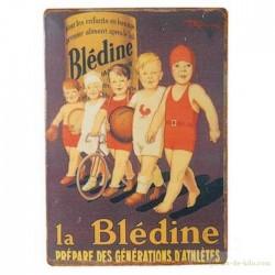 """Plaque """"Blédine"""""""