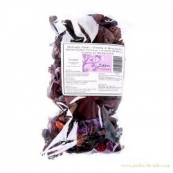 Pot-Pourri Eden Midnight Violettes