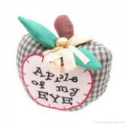 "Presse-Papier Pomme ""Apple Of My Eye"""