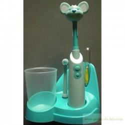 Set brosse à dents électrique enfant