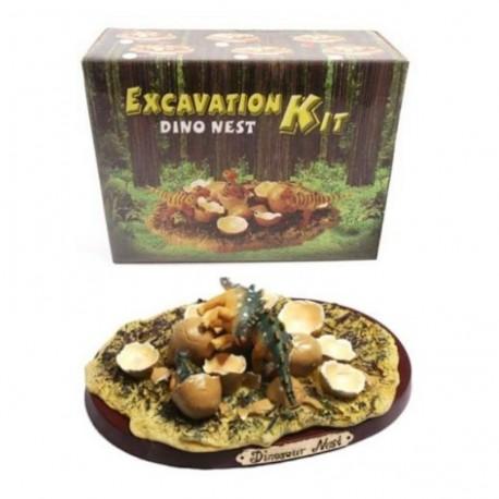 Kit fouille de dino Excavation Kit