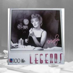 Puzzle Marilyn Monroe N&B