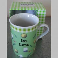 Mug Tea Time