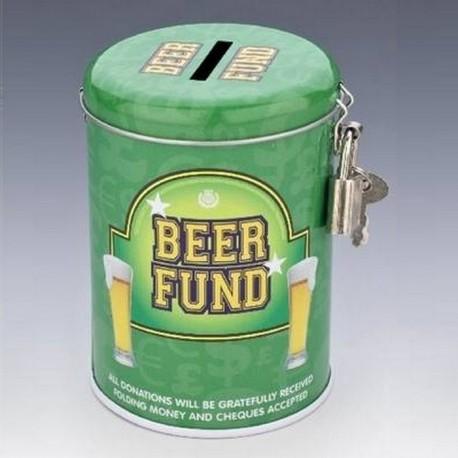 Tirelire Beer Fund