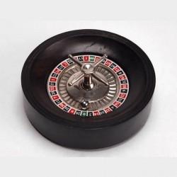 Roulette Old Vegas en bois et métal