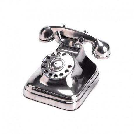 Téléphone déco chrome Amadeus